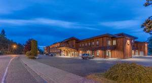 Kwa'lilas Hotel in Port Hardy, BC